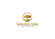 Golden Oak Wealth Management Logo - Entry #7