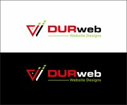 Durweb Website Designs Logo - Entry #18