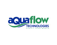 AquaFlow Technologies Logo - Entry #77