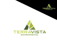 TerraVista Construction & Environmental Logo - Entry #106
