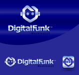 Digital Funk Machine LLC Logo - Entry #75