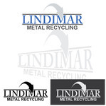 Lindimar Metal Recycling Logo - Entry #421