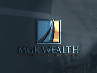 MGK Wealth Logo - Entry #218