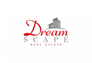 DreamScape Real Estate Logo - Entry #42