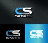 CS Sports Logo - Entry #376