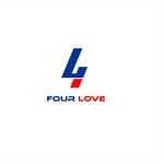 Four love Logo - Entry #126