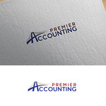 Premier Accounting Logo - Entry #172