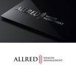 ALLRED WEALTH MANAGEMENT Logo - Entry #473