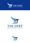 The Debt What If Calculator Logo - Entry #32