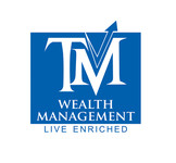 T.M. Wealth Management Logo - Entry #65