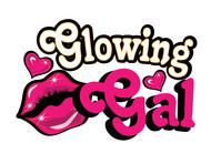 Glowing Gal Logo - Entry #20