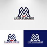 Masters Marine Logo - Entry #222