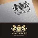 Kingsgate Real Estate Logo - Entry #104