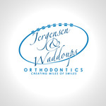 Jergensen and Waddoups Orthodontics Logo - Entry #106