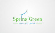Spring Green Memorial Church Logo - Entry #27