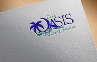 The Oasis @ Marcantel Manor Logo - Entry #76