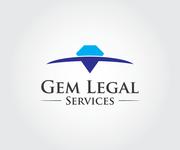 Gem Legal Services Logo - Entry #77
