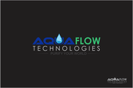 AquaFlow Technologies Logo - Entry #48