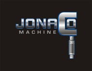 Jonaco or Jonaco Machine Logo - Entry #139