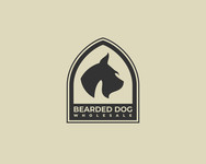 Bearded Dog Wholesale Logo - Entry #122