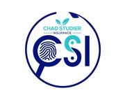 Chad Studier Insurance Logo - Entry #240