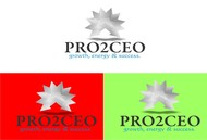 PRO2CEO Personal/Professional Development Company  Logo - Entry #28