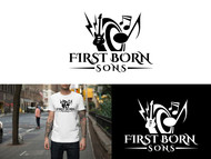 FIRST BORN SONS Logo - Entry #34
