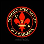 Consolidated Safety of Acadiana / Fire Extinguisher Sales & Service Logo - Entry #162