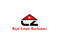CZ Real Estate Rockstars Logo - Entry #10