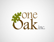 One Oak Inc. Logo - Entry #95