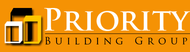 Priority Building Group Logo - Entry #56