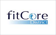 FitCore District Logo - Entry #111