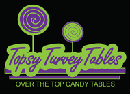 Topsey turvey tables Logo - Entry #26