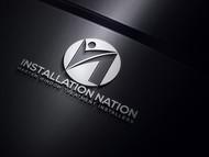 Installation Nation Logo - Entry #78