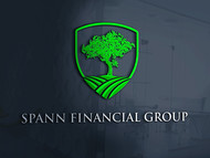 Spann Financial Group Logo - Entry #523