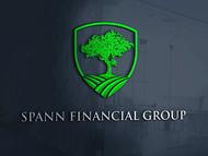 Spann Financial Group Logo - Entry #523