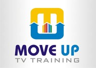 Move Up TV Training  Logo - Entry #79