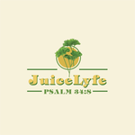 JuiceLyfe Logo - Entry #105