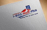 1-800-Roof-Plus Logo - Entry #124