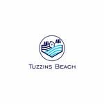 Tuzzins Beach Logo - Entry #348