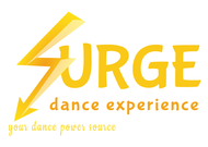 SURGE dance experience Logo - Entry #143