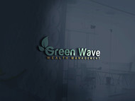 Green Wave Wealth Management Logo - Entry #109