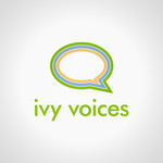 Logo for Ivy Voices - Entry #170