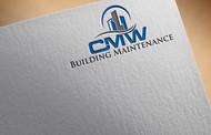 CMW Building Maintenance Logo - Entry #447