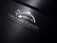 Two Brothers Roadhouse Logo - Entry #44