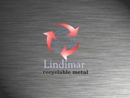 Lindimar Metal Recycling Logo - Entry #375