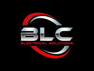 BLC Electrical Solutions Logo - Entry #319