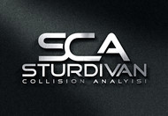 Sturdivan Collision Analyisis.  SCA Logo - Entry #96