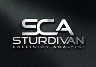 Sturdivan Collision Analyisis.  SCA Logo - Entry #96