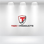 Tier 1 Products Logo - Entry #77